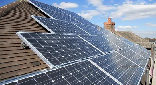 Grid-connected photovoltaic systems are more common in urban areas